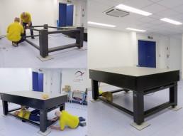 high-end optical table